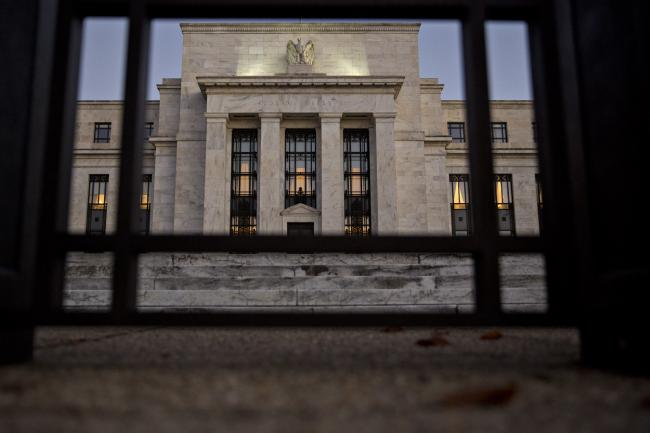 © Bloomberg. The Marriner S. Eccles Federal Reserve building stands in Washington, D.C., U.S., on Friday, Nov. 18, 2016. Photographer: Andrew Harrer/Bloomberg