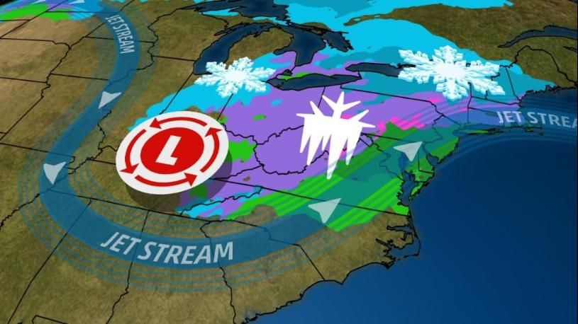 Winter Storm Avery Named: Northeast Can Expect Snow, Rain, Ice