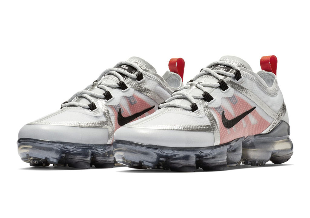 """f6ab529a67 Nike Goes In All Guns Blazing With the Vapormax 2019 """"Silver Bullet ..."""