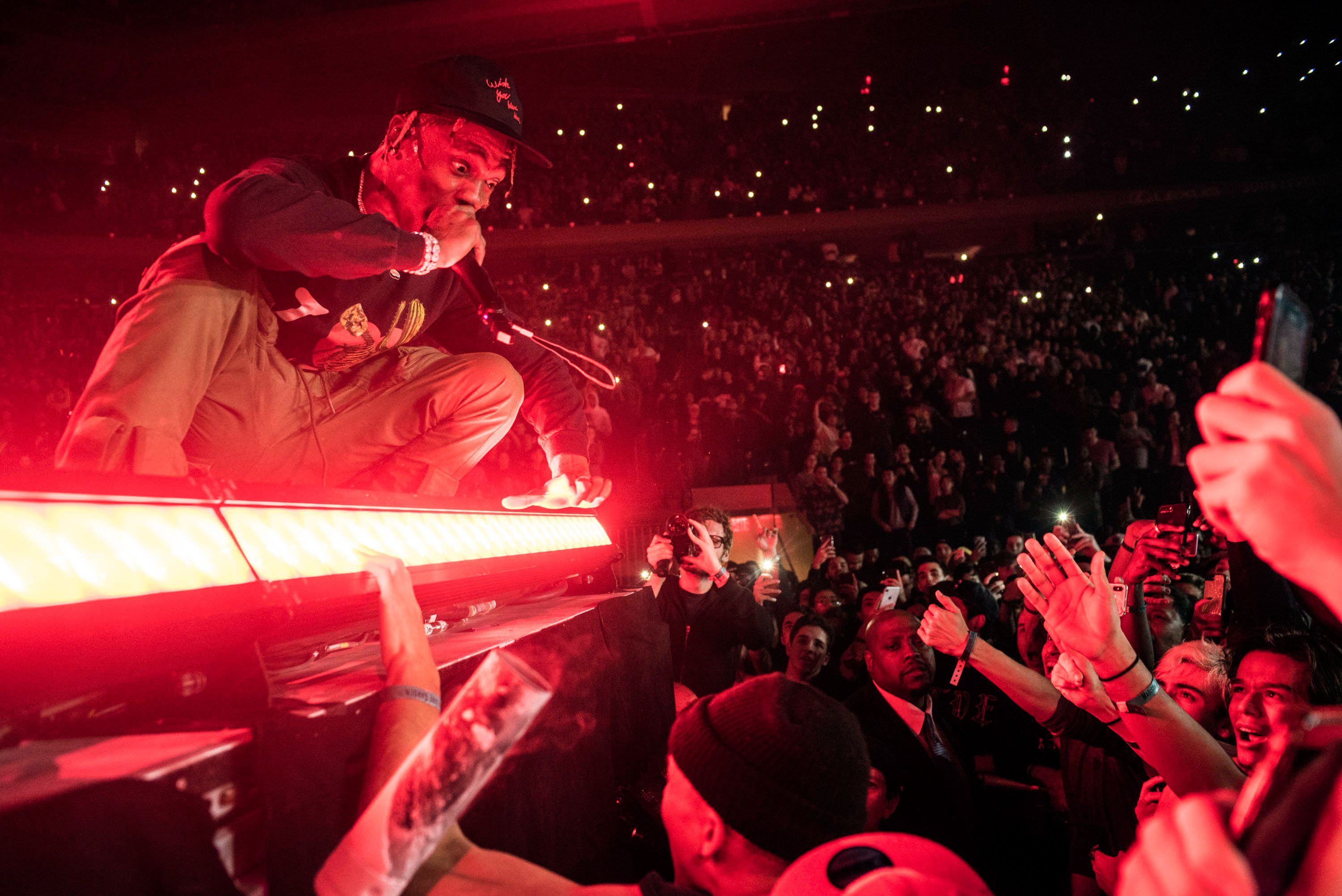 174e8973cfdc Travis Scott's 'Astroworld' Tour Is the Greatest Show on Earth | e ...
