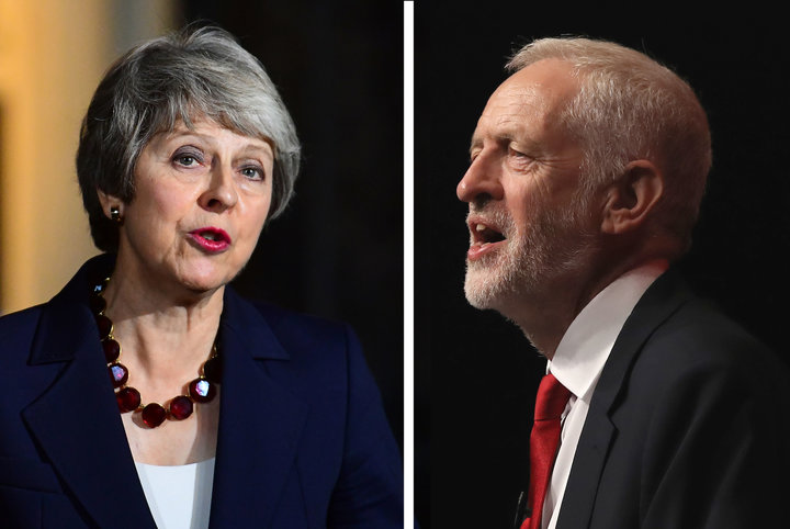<strong>Will Theresa May quit? Could Jeremy Corbyn become Prime Minister?</strong>&#8220;/></p> <p> <span class=