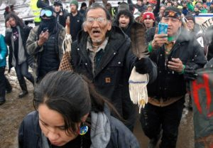 2e839c76 Day after Covington incident, Native American allegedly tried to disrupt  Mass at National Shrine, reports say