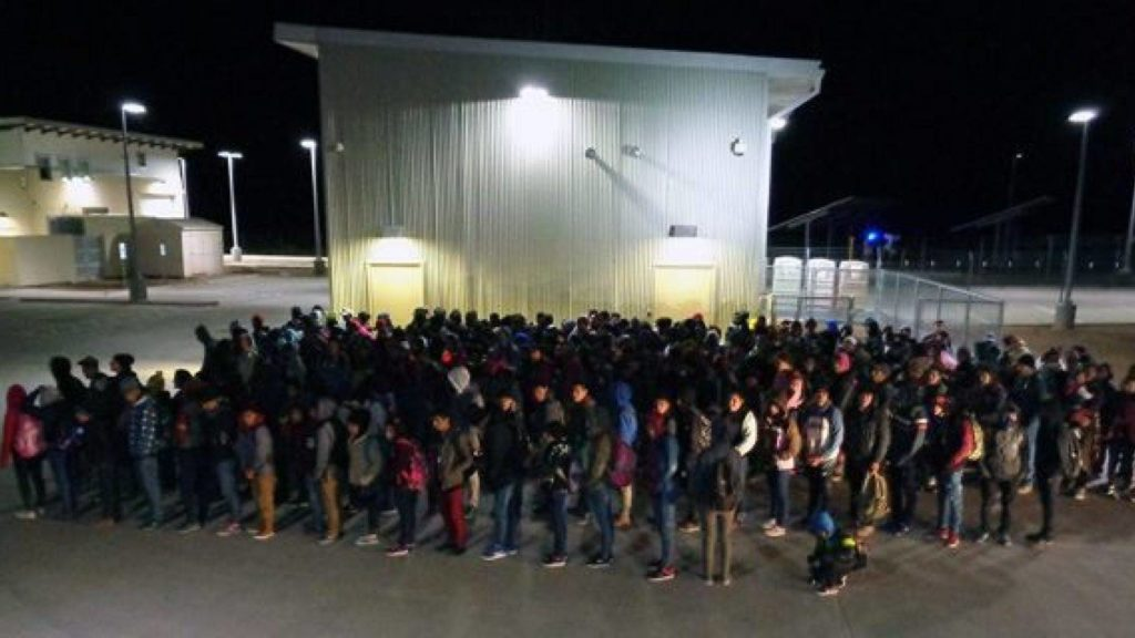 Border Patrol arrests 330 in New Mexico, many of them unaccompanied