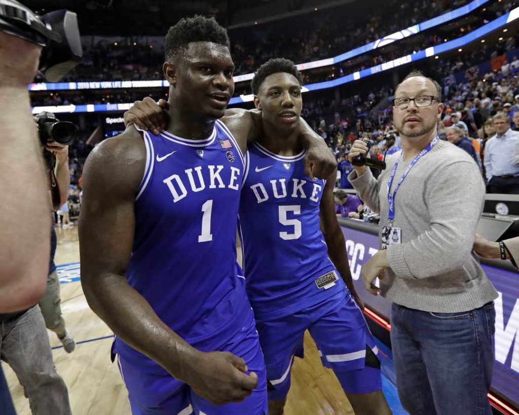USA TODAY Sports college basketball 2018-19 All-America team, player