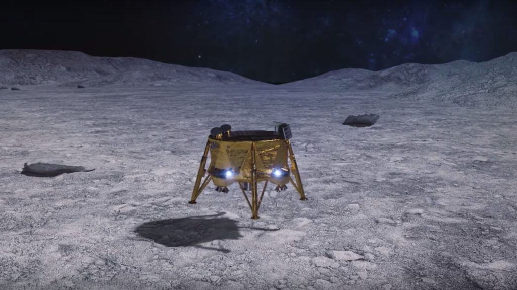 How to Watch Israel's Live Moon Landing Today | e-News US