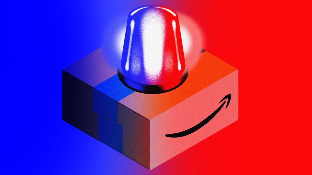 How Amazon Helped Cops Set Up a Package Theft Sting