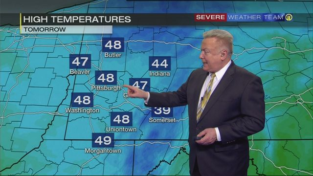 PITTSBURGH WEATHER: LIVE UPDATES: TORNADO WARNING issued for Indiana