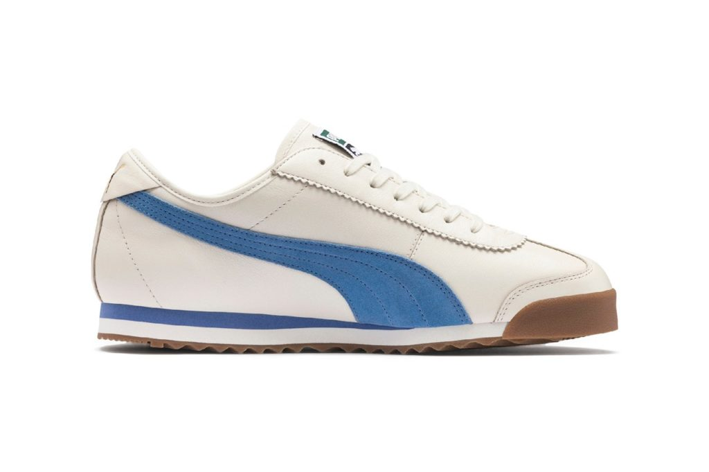 PUMA Revisits the '60s With a ROMA 68 OG Reissue For 2019