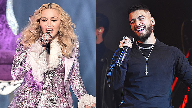 edff2545373 Madonna s latest track is a collaboration with Colombian reggaeton singer  Maluma   fans are so here for the Latin flavor.