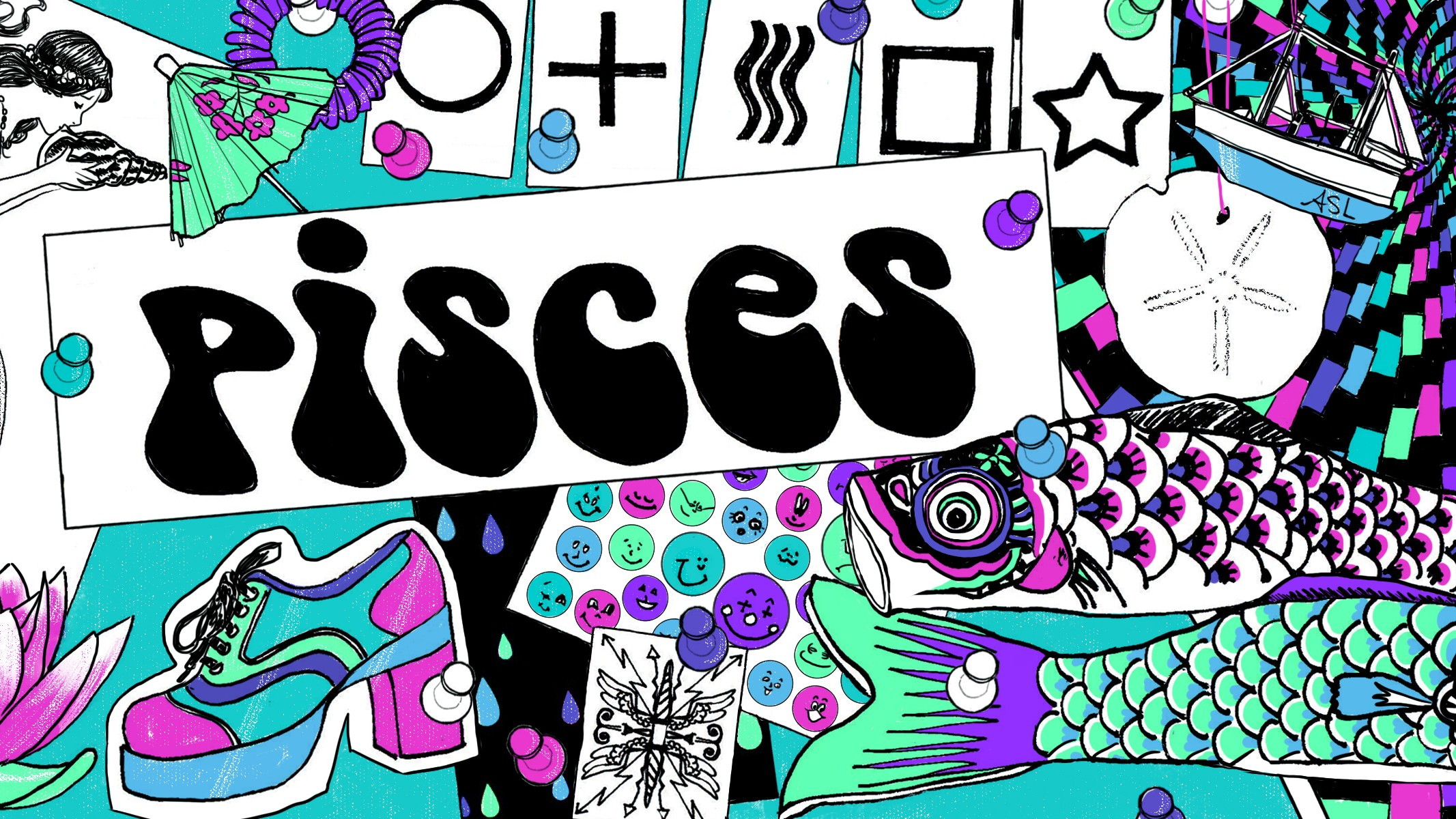 Monthly Horoscope: Pisces, May 2019 | e-News US