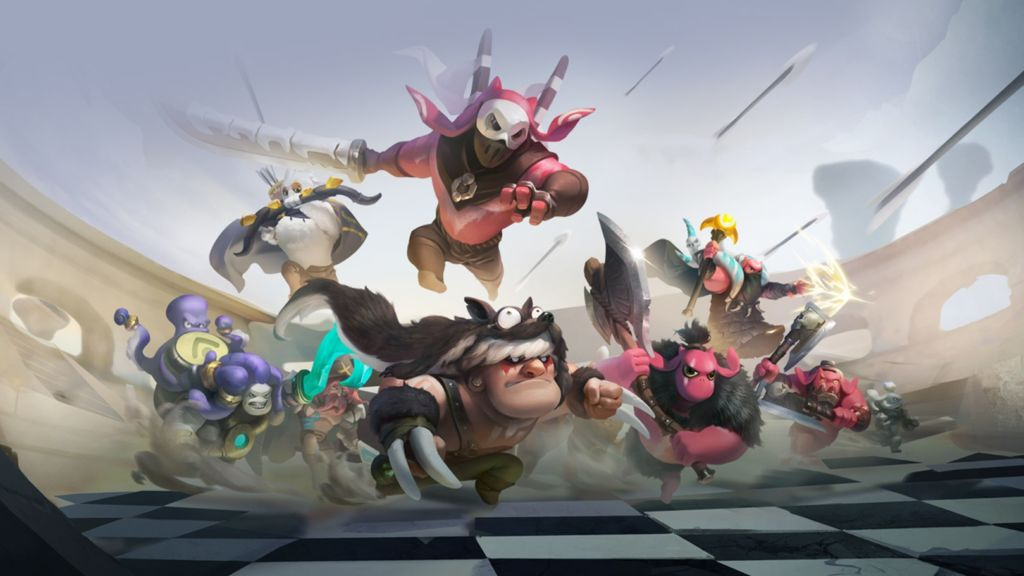 Valve Is Creating Its Own Version Of Dota Auto Chess A Mod Of