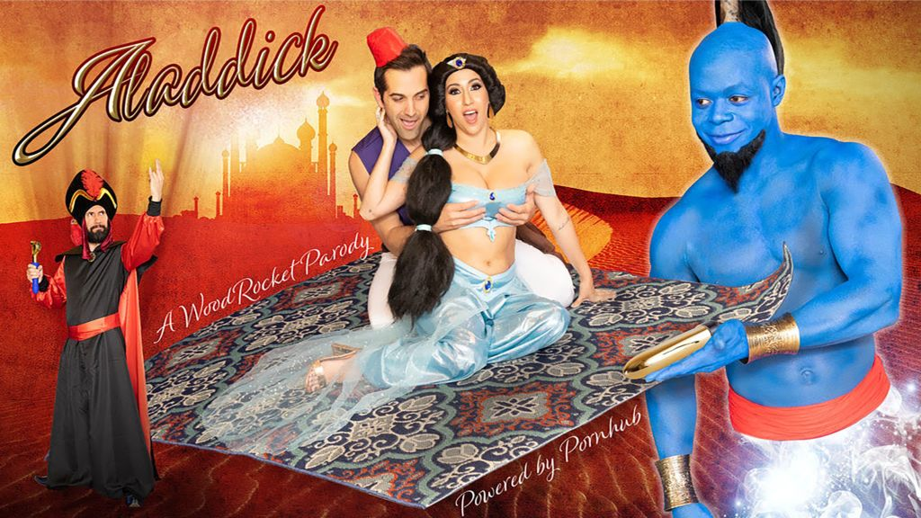 The Aladdin Porn Parody Is Here and We Fixed Its Title