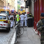 8 people injured by suspected package bomb in France – The Times of Israel