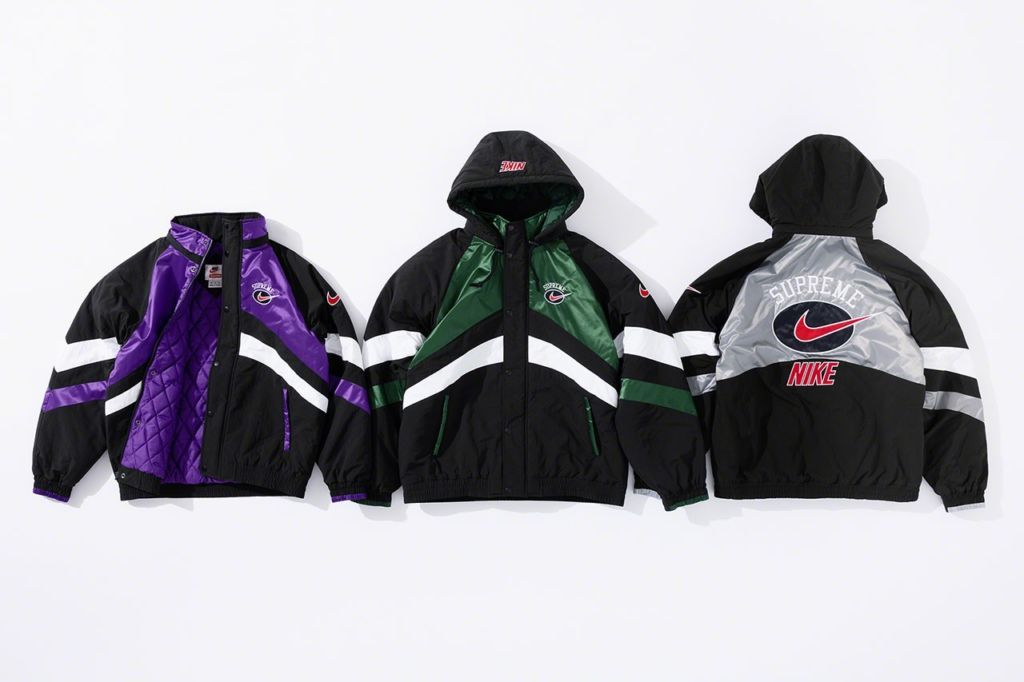Fire: Supreme & Nike Link Up For Summer 2019 Collection | e