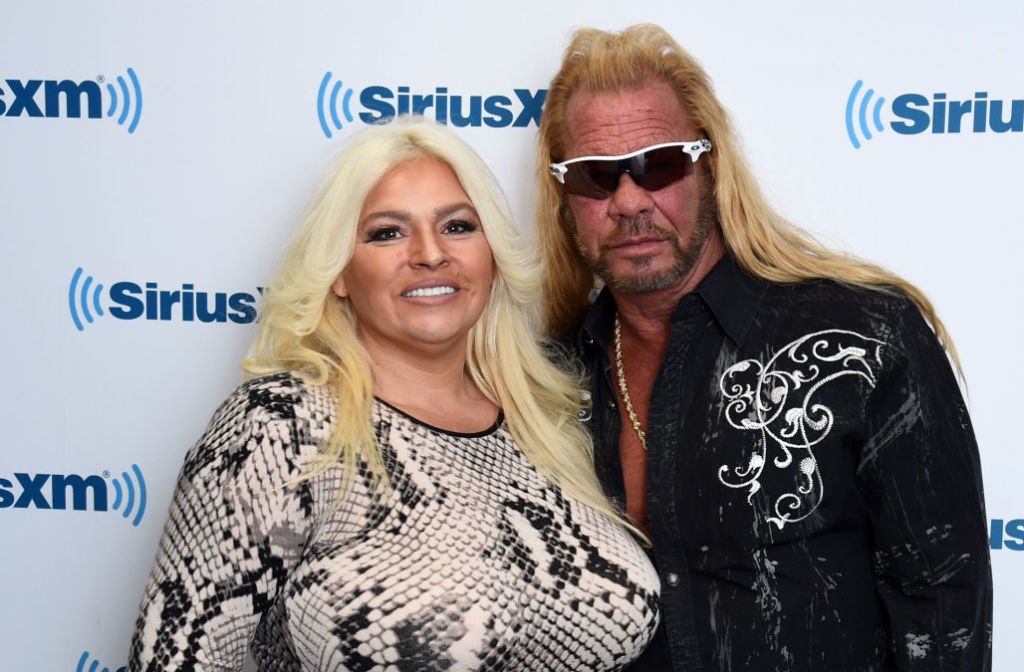 Beth Chapman in 'very grave condition' as family prays for a