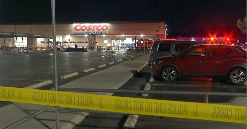Shooting inside a Costco in Southern California leaves one dead, two
