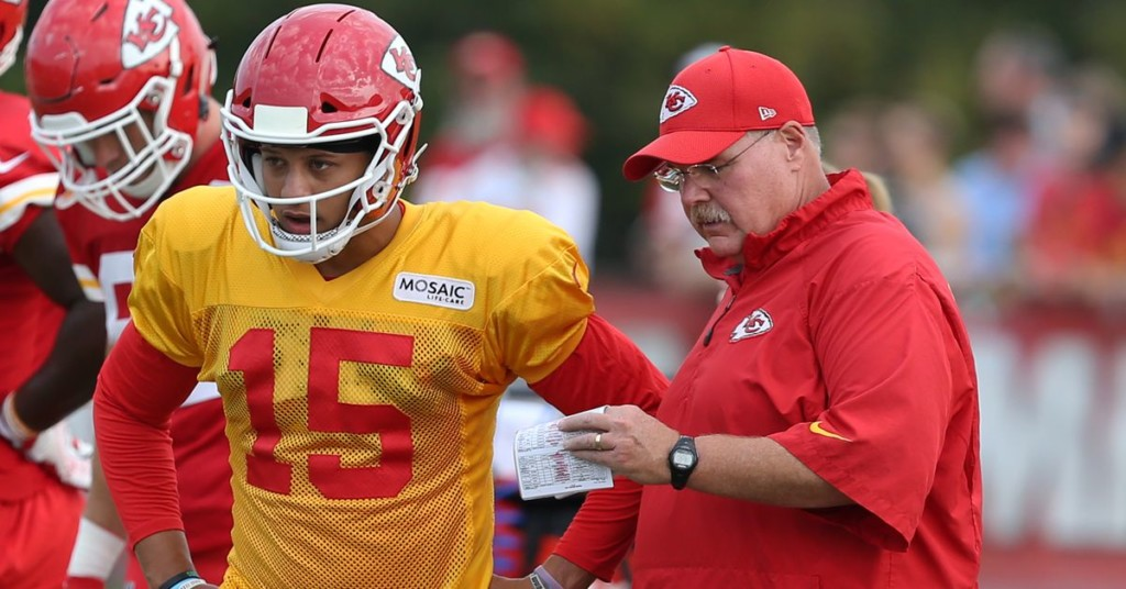 99d54262 Chiefs training camp opens Tuesday. Here's what to expect this week ...
