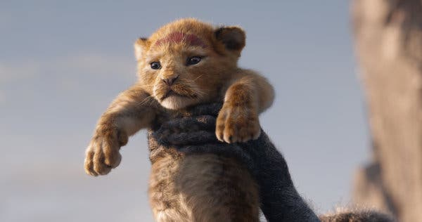 What Disney Risked to Make 'The Lion King' in 1994 – The New