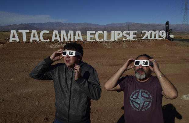 Is there an eclipse today? Watch live as the 2019 solar