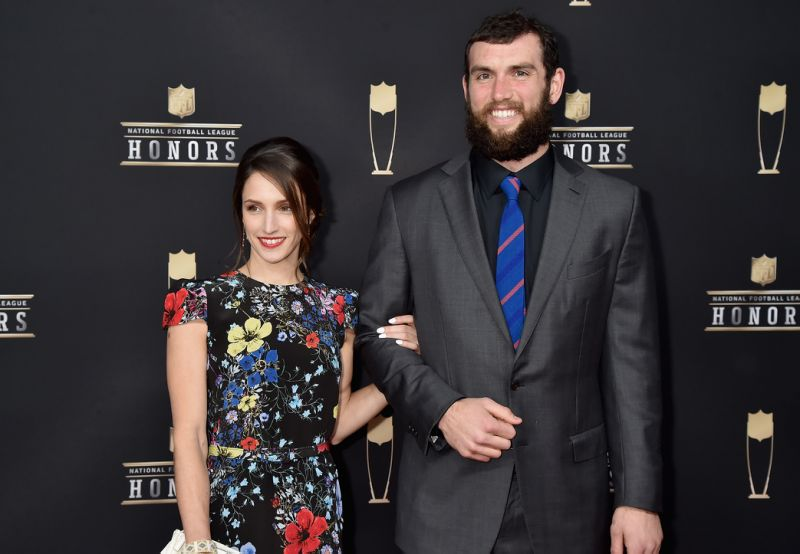 Andrew Luck says career-threatening shoulder injury saved