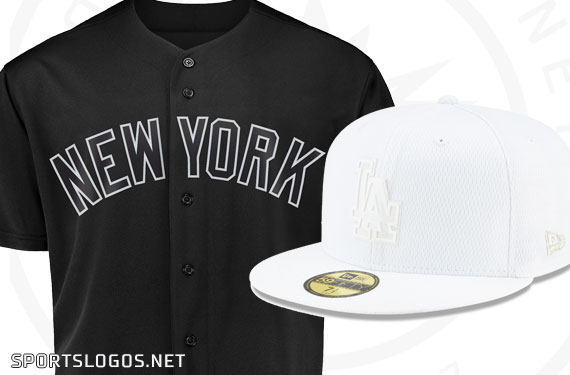 the latest b5e2a 9f061 Black and White Uniforms Across MLB For Players' Weekend ...