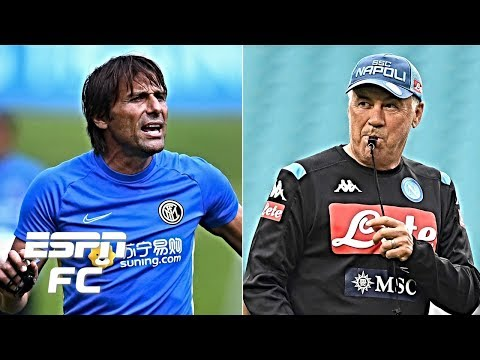 Serie A 2019-20 predictions: Can Inter Milan or Napoli stop