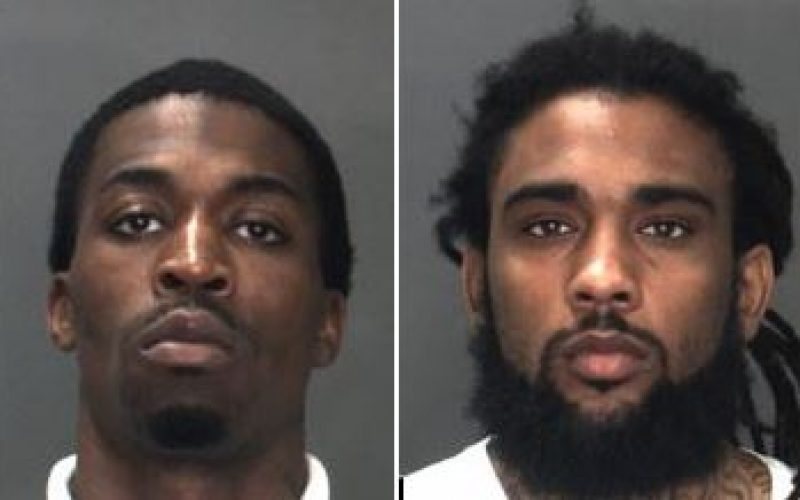 Two Pimping Multiple-Violent-Felony Parolees Arrested by