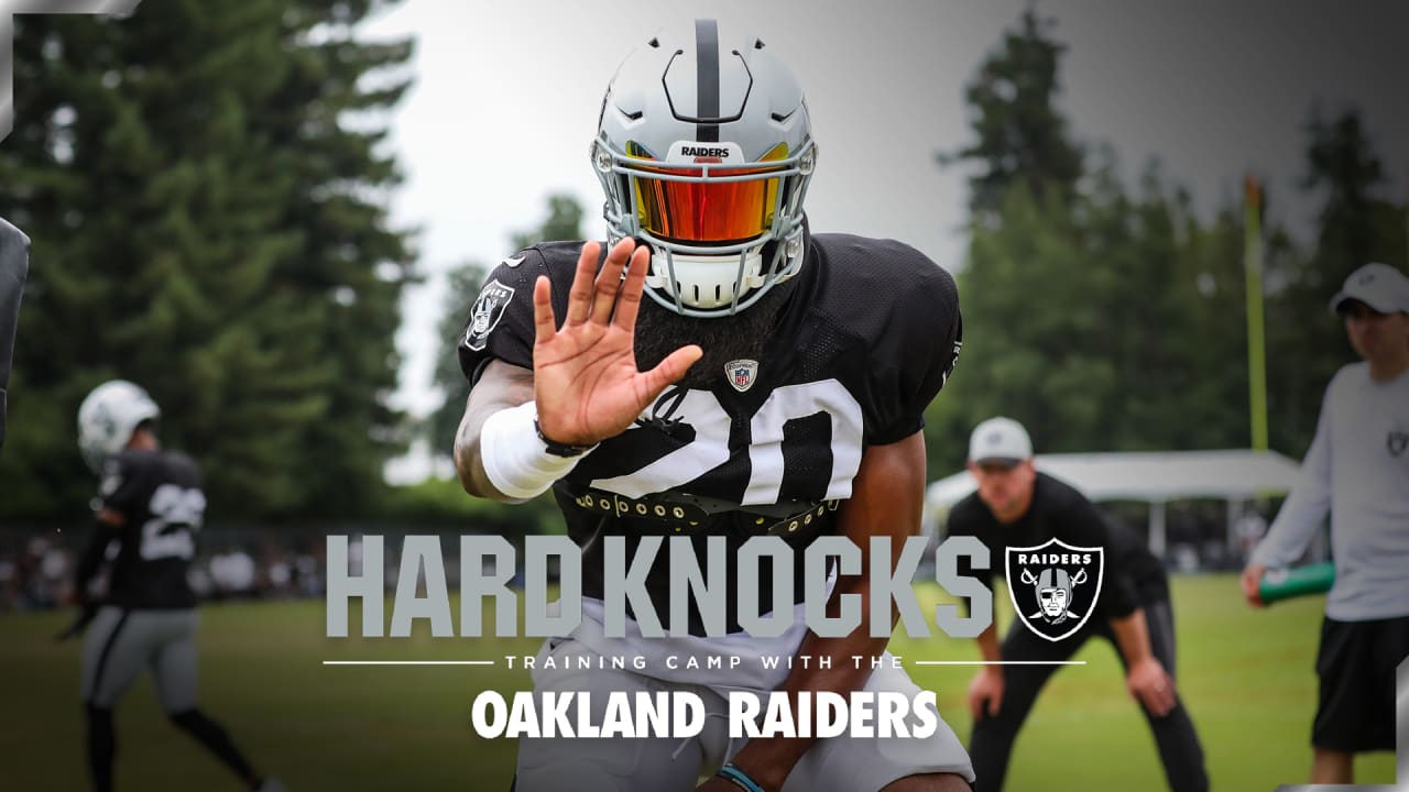 de059ef5 Hard Knocks recap: 'I'm more into nightmares' – Raiders.com | e-News.US
