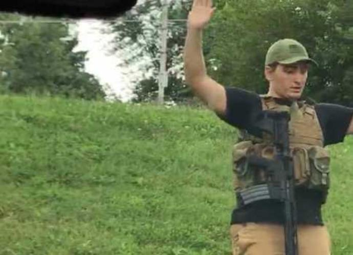 Family of armed man at Walmart say he was never going to