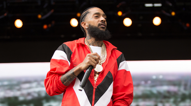 Nipsey Hussle Calls Out Tekashi 69 In Rick Ross' 'Rich N—a Lifestyle