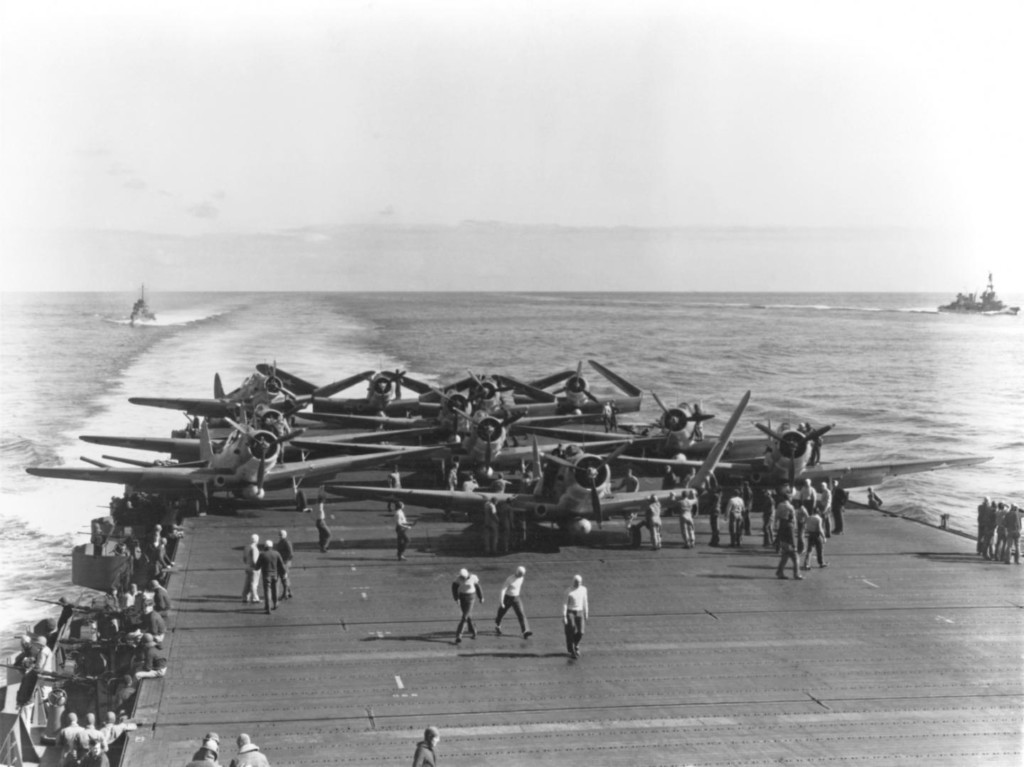 How the Death of 1 Japan's Imperial Aircraft Carrier Turned