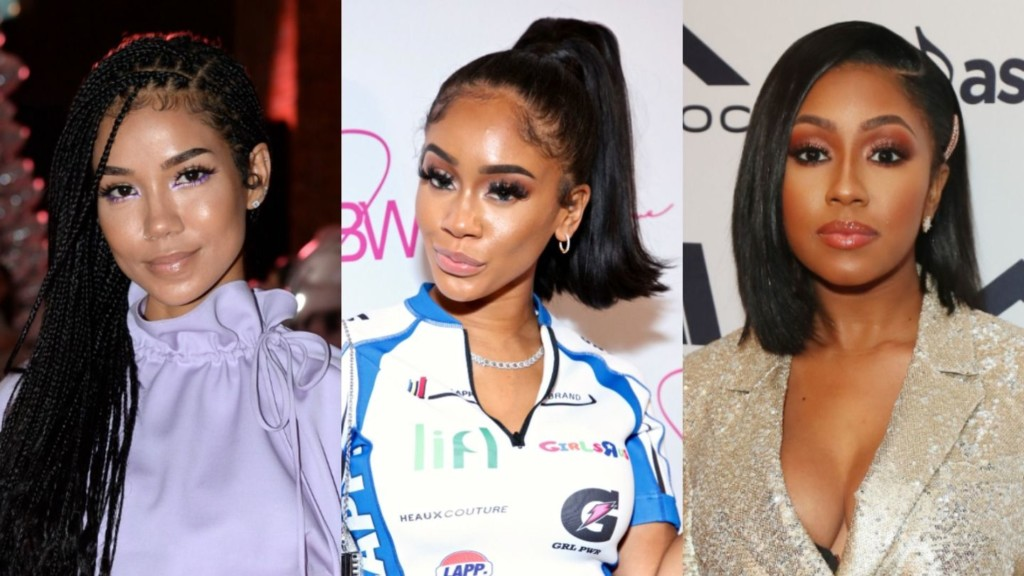 Saweetie, Jhene Aiko, And City Girls Get Risky And Raunchy