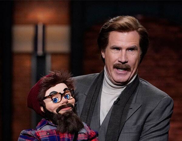 Will Ferrell Takes Over Late-Night TV as Ron Burgundy–and It's Just