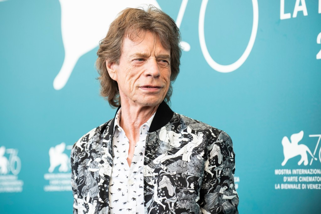 Mick Jagger Condemns Trump Administration's Climate Change