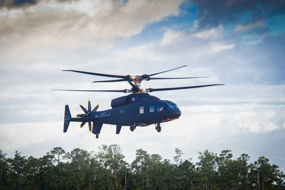 Photo courtesy Sikorsky and Boeing.