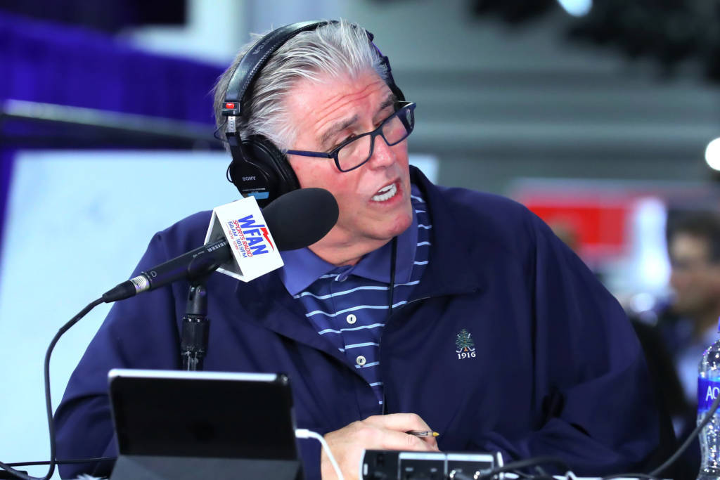 foto de Mike Francesa ratings disaster is here in uncertain WFAN times | e ...