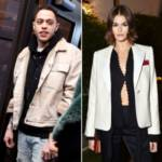Pete Davidson and Kaia Gerber Spotted Together Again in Malibu