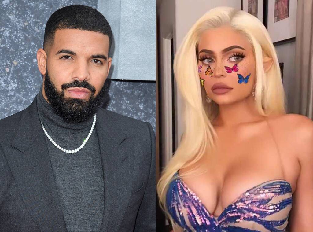 Image result for Kylie Jenner Reunites With Drake At HisHalloween Party After Rumors They'Connected' At His Birthday