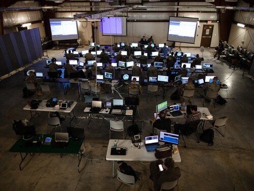New documents received via the Freedom of Information Act reveal new details regarding Cyber Command's largest operation to date. (Army Cyber Command)