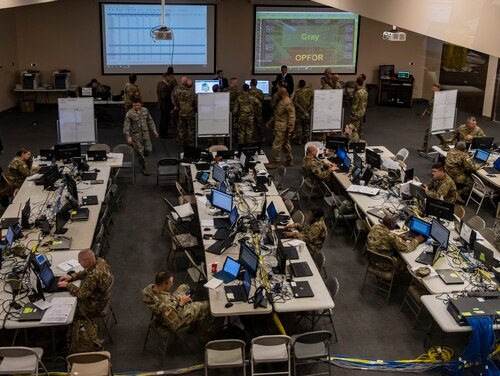 The Army is working to create a singular information warfare entity.